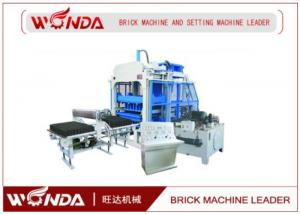 China All Steel Hollow Cement Concrete Brick Making Machine Block Clinder Equipment QTJ 300 on sale