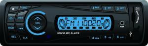 China CL-889 Deckless Car MP3 Radio USB/SD Player Detachable Panel on sale