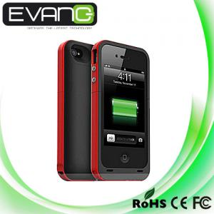 China New 2000 mAh External Backup Power Battery Charging Case for Apple iPhone 4 / iPhone 4S on sale