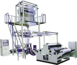 China Biodegradable film blowing machine, for Biodegradable bag making on sale
