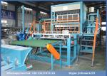 Automatic Paper Pulp Egg Tray Production Line 2500PCS / H with Drying Line