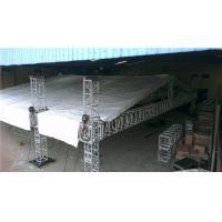 Concert Stage Roof Truss Aluminum Outdoor TUV Non - Rust Fireproof 450x450 mm