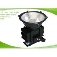 Mean Well Driver 150W CREE LED High Bay Floodlight , IP65 Outdoor LED Stadium Lighting