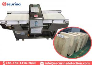China Digital Food Grade Metal Detectors Stainless Steel Aluminium Foils Packaging on sale