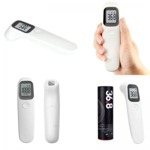 China Large Screen Display Digital Infrared Thermometer Electronic Thermometer on sale