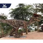 Rich And Colorful Themes Realistic Dinosaur Models For Business Mall