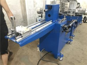 China High Speed 6 Cutting Knife System Paper Straw Making Machine in Stainless Steel on sale