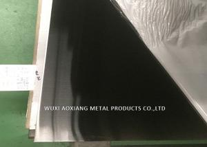 China Yellow / Black Titanium Coated 316 SS Sheet 0.3 - 1.5mm Thickness For Decoration Film Protection on sale
