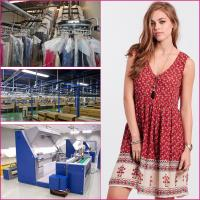 China 2015 new design China women dress factory product floral print  Bohemian Dress on sale