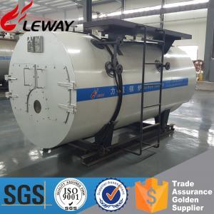 China Industry Use 500-20,000kg Diesel Oil Steam Boiler, Gas Steam Boiler Price (firetube boiler) on sale