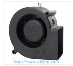 China 97*97*33mm 5V/12V DC Centrifugal Fan DC Cooling Fan 9733 DC Blower for Auto Pillow/Car Sea on sale
