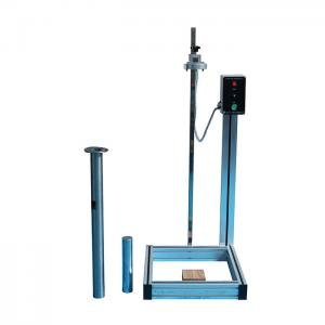China Drop Test Device To Check The Impact Resistance Performance Of Attachment Plug on sale