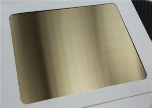 China Light bronze and dark bronze color Anodized Aluminum Plate For Solar Panels 3~200um Anodized Thickness on sale