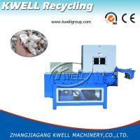 China Block Material/Tyre/Large Tubular Single Shaft Shredder/Crusher/ Grinder Recycling Machine on sale