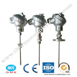 China High Quality K/j/t/e/r/n K Type Temperature Sensor Thermocouple on sale