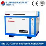 hot sale water jet cutting machine for glass cutting in China
