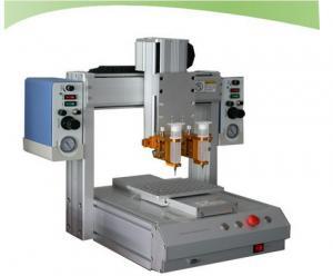 China Mobile Screen Auto Dispensing Machine English Keyboard Operation on sale