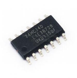 China Brand new 74HC14D automotive electronic IC CMOS SOP14 NOT gate IC on sale