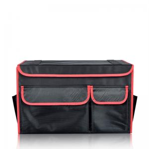 China Collapsible Automobile Trunk Organizer With Lid Custom Size Acceptable on sale
