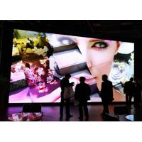 Ultra Thin Front Service Indoor Full Color Led Panel Stage Environment Friendly