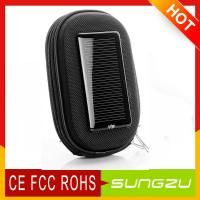 China Solar Charging Bag / Solar Powered Mobile Phones Charge  0.44W / 800mAh on sale