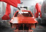 Auto Body Painting Line Robot Automatic Line Painting Equipment For Brand Cars Producing