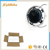 China 16 Inch Brushless Electric Bike Hub Motor For Bicycles , 48V 1000W Mountain Bike Electric Motor on sale