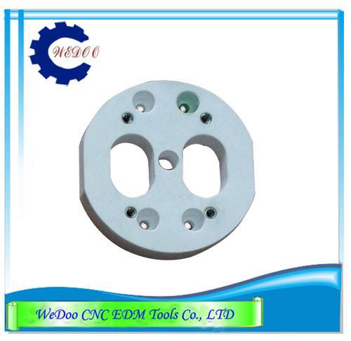 Mitsubishi CNC Wire EDM Machine Ceramic Lower Isolator Plate M309 X056C356G52