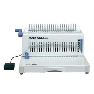 China Electric Comb binding machine on sale