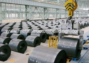 China Super Metal Structure Buildings , Prefabricated Steel Structures Workshop Sheds By European Material on sale