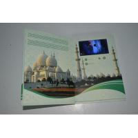4.3inch LCD screen invitation card video greeting brochure electronic paper card