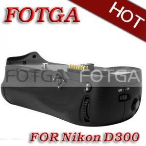 China Aperto vertical incorporado da bateria do Multi-poder do OEM Fotga para Nikon D300 D300S D700 on sale
