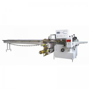 China High Precision Noodles Packing Machine 50 - 200 Packs / Minute Output on sale