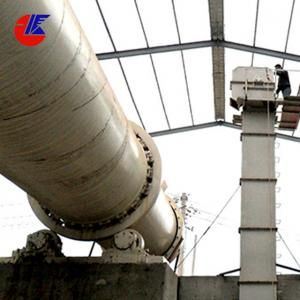 China Triple Pass Drum 3 T/H Phosphate Twin Lime Rotary Kiln Dryer on sale