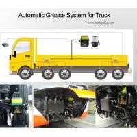 China truck automatic grease lubrication system manufacturer on sale