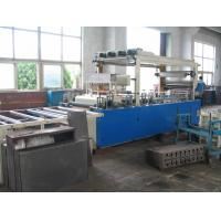 Plastic Auxiliary Machine , Lamination Machine For PVC Profile