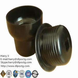 China 9-5/8China sales Steel/Plastic Thread Protector Cap for Tubing and Drilling pipe on sale