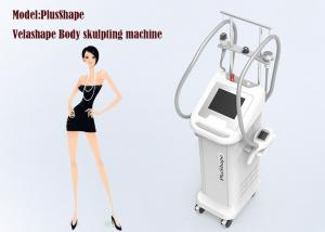 China Ultrasonic Cavitation Body Vacuum Slimming Machine 25m3/H Output Improves Skin Texture on sale