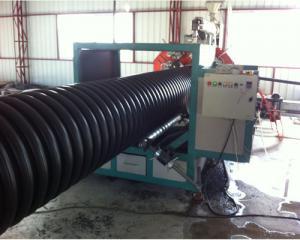 China ОН нелегально гофрированная линия экструзии труб водоотводной трубы on sale