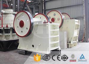 China Mining Construction Works Small Jaw Crusher PE Series For Sale on sale