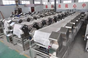 China High Automation Instant Noodle Production Line High Performance PLC Control on sale