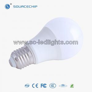 China SMD 5W A60 LED bulb e27 led light bulb manufacturer on sale