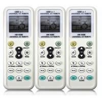 1000 In 1 Universal Air Conditioner Remote Control With Lighting Function