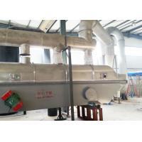 Big Capacity Vfbd Dryer , Horizontal Dryers Used In Food Industry Fast Drying Speed