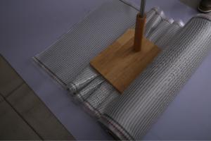 China Health Care Underfloor Heating Film , Carbon Fiber Infrared Heating Element on sale