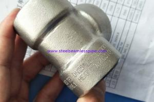 Quality FORGED FITTINGS Super Duplex 1500#-9000# A182 F60, F51, F53 Swage 45°/ 90° ELBOW for sale