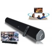 Home Theater Optical Input Soundbar With Rca Input , Surround Sound Speaker Bar