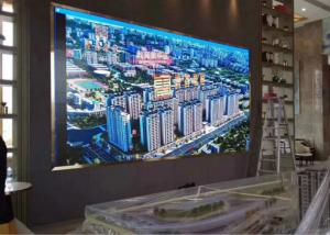 China Energy Saving Indoor Advertising LED Display HD P2.5 400W/Sqm High Grey Level on sale