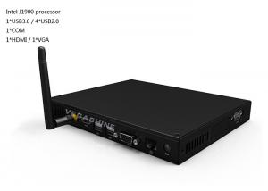China High-end Intel® J1900 Processor Mini barebone PC Onboard IR Module on sale