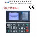 China Реальный регулятор cnc 4 осей PLC displayer LCD цвета высоко анти- сжимая для токарного станка & поворачивая центра wholesale